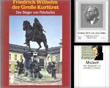 Biographie Sammlung erstellt von vanThule books