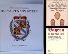 Bayern und München Sammlung erstellt von Antiquariat Claus Rietzschel