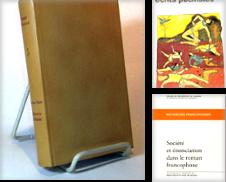 Littérature Proposé par Librairie à la bonne occasion (2)
