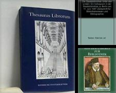 Bibliotheken Sammlung erstellt von Antiquariat Gerd Pickener