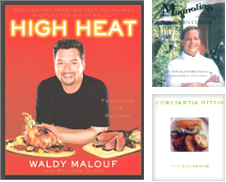 Cookbooks Curated by Michael Patrick McCarty, Bookseller