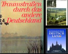03 DEUTSCHE LANDESKUNDE allgemein Sammlung erstellt von LIST & FRANCKE