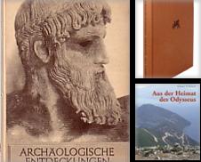 Archäologie Sammlung erstellt von Antiquariat ExLibris Erlach Eberhard Ott