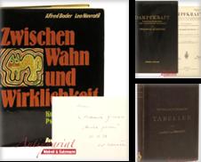 A (NEUEINGÄNGE Dezember 2018) Sammlung erstellt von Antiquariat MEINDL & SULZMANN OG