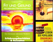 Ernährung Sammlung erstellt von Antiquariat & Verlag Jenior