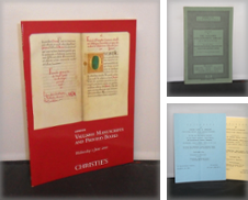 Auction catalogue Curated by Provan Books