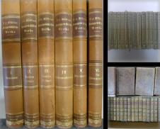 1120Werkausgaben Sammlung erstellt von Antiquariat Wolfgang Rüger