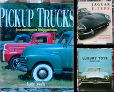 Automobil, Personenkraftwagen Sammlung erstellt von Antiquariat Torsten Bernhardt eK