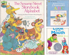 Alphabet Curated by Nanny's Web