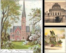 Ansichtskarten (Berlin) Sammlung erstellt von Leipziger Antiquariat e.K.