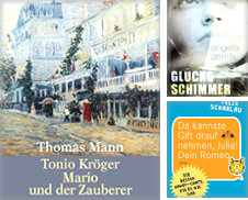 Bücher Sammlung erstellt von SW-MEDIEN