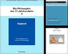 Philosophie Sammlung erstellt von modernes antiquariat f. wiss. literatur