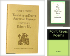 Robert Bly Curated by Floating Island Books
