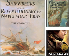 American Revolution Curated by SeaOcean Book Berth
