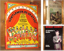 Entertainment Curated by Novelty Shop Used & Rare Books