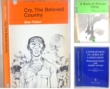African Literature Curated by Eastleach Books