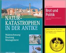 Altertumskunde Sammlung erstellt von Antiquarius / Antiquariat Hackelbusch