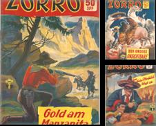 Abenteuer Sammlung erstellt von Lewitz Antiquariat