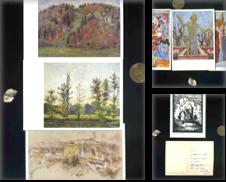 Autographen Sammlung erstellt von Umbras Kuriositätenkabinett