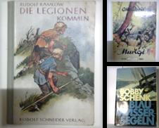Abenteuerromane de Buecherhof