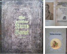 Bibliographien Curated by Antiquariat libretto Verena Wiesehöfer