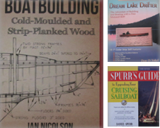 Boatbuilding Curated by Nautical Scribe Books