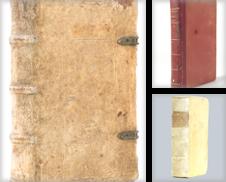 Alte Drucke Sammlung erstellt von Antiquariat Tautenhahn