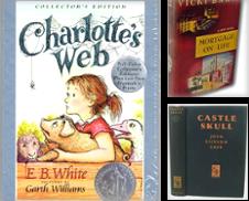 Books into Film Curated by Harropian Books,  IOBA