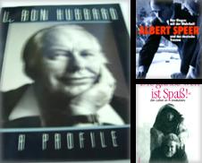 Biographie Sammlung erstellt von Fabula  Antiquariat